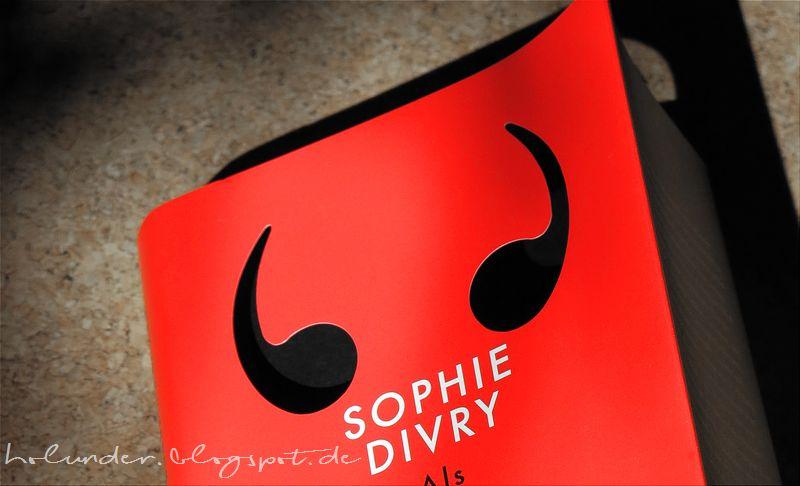 Sophie Divry: \